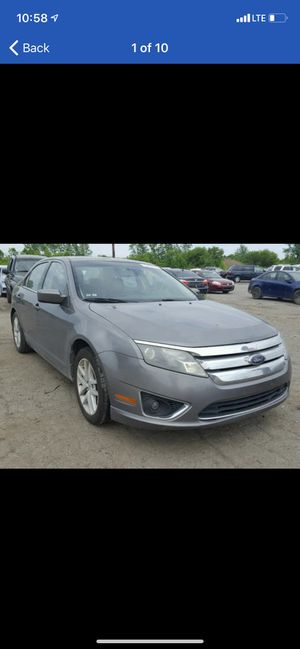 Ford Fusion - 20*11, V6, for parts only - SCRAP TITLE for Sale in Dearborn, MI
