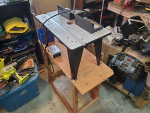 Chicago Electric Router & Table for Sale in Lewisville, TX