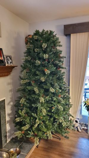 9.5 ft artificial tree for Sale in Baltimore, MD