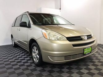 2004 Toyota Sienna for Sale in Tacoma,  WA