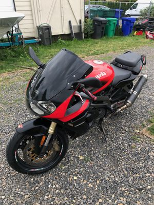 2002 aprilia sl1000 falco for Sale in Portland, OR