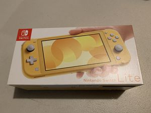 Nintendo switch Lite for Sale in Beaverton, OR