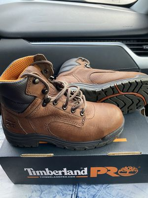 Timberlands Brand NEW never worn ,Steel toe for Sale in Raleigh, NC