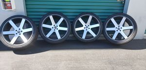 Toyo tires with rims for Sale in Foster City, CA