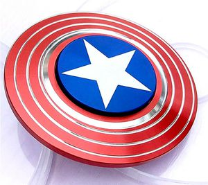 Captain America Shield 🇺🇸 Spinner for Sale in La Habra Heights, CA