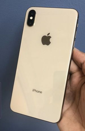 """iPhone XS Max 64GB FACTORY UNLOCKED"""" Like new with warranty for Sale in Mount Rainier, MD"""