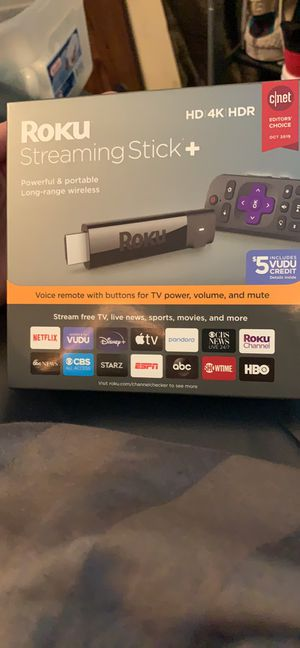 Rokie streaming stick for Sale in Columbia, TN