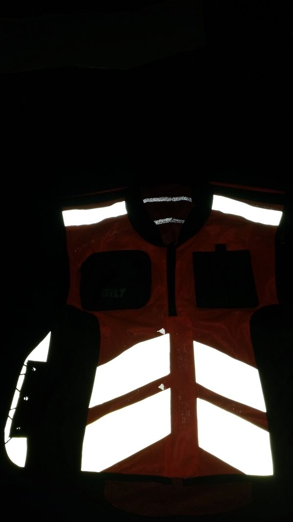 Bilt motorcycle vest