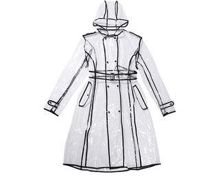 Hooded Raincoat Waterproof Long Rainwear for Women for Sale in Smyrna, GA