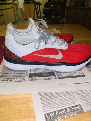 Nike Free Run Limited Edition Ohio State Sneakers Men's size: 11 for Sale in PA, US