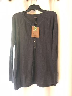 Women's Patagonia waffle henley for Sale in Houston, TX
