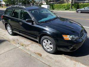 2005 Subaru Outback AWD 2.5L for Sale in San Jose, CA