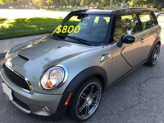 ❇️URGENTLY 💲8OO Very nice Mini Cooper 💝Runs and drives very smooth! in very good condition.🟢 for Sale in Portland,  OR