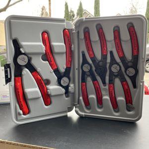 Pliers Set for Sale in Sacramento, CA