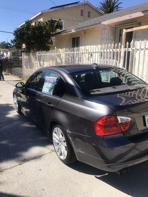 Se vende BMW 2007 3 series 328i sedan 4D. 125,628 millas buenas condiciones $4,800 OBO for Sale in San Diego, CA