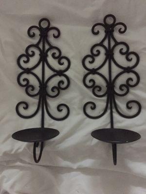 Pillar candle holder set for Sale in Nashville, TN