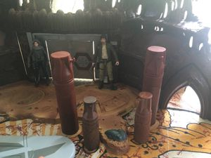 Star Wars Complete Geonosis Battle Arena 2004 Rare! for Sale in Los Angeles, CA