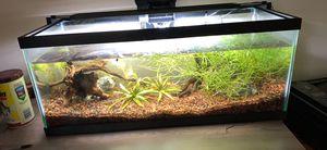 20 gallon fish aquarium for Sale in Canton, GA