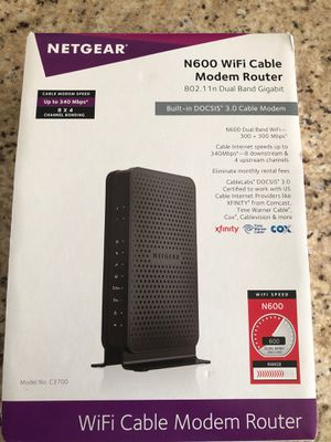 Modem / Router for Sale in Corona, CA