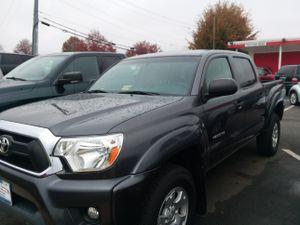 2013 Toyota tacoma double cab V6 4wd for Sale in Manassas, VA