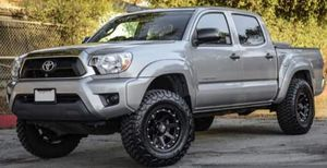 """17"""" Toyota Tacoma Wheels & Tires - Including Leveling Kit - Complete Package Start @ $1499 for Sale in Westminster, CA"""