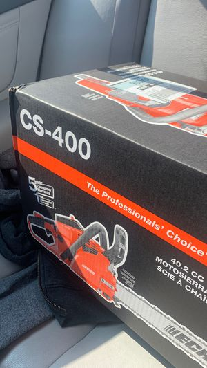 Echo chainsaw for Sale in Medford, MA