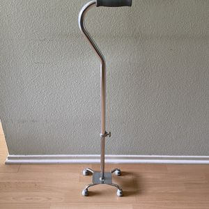 Silver Walking Cane Adjustable height for Sale in Los Angeles, CA