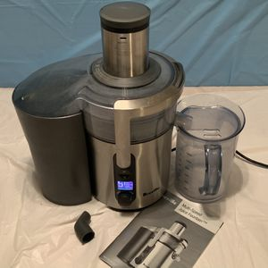 Breville Juice Fountain, used But In Excellent Condition for Sale in Scottsdale, AZ
