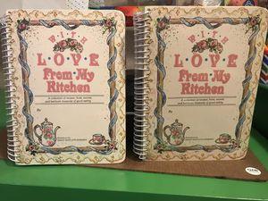 2 New Recipe Books for Sale in Iowa, LA
