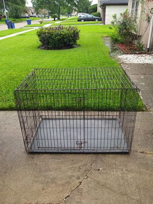 Dog cage for Sale in Missouri City, TX