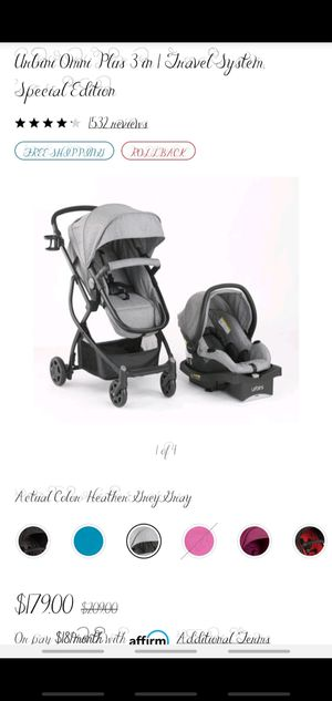 Universal car seat and stroller for Sale in Colorado Springs, CO