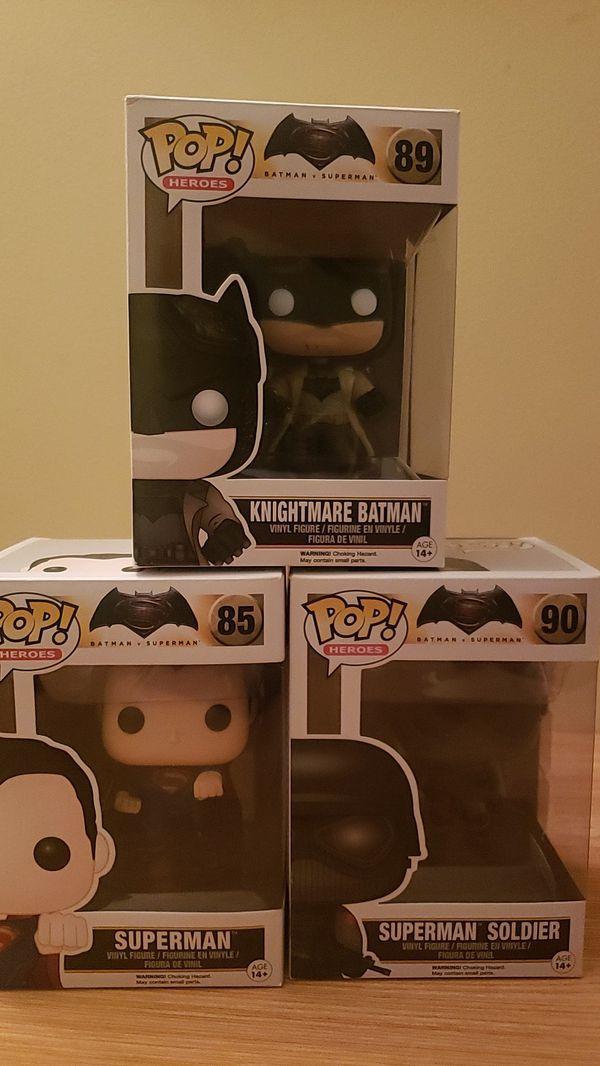 FUNKO POP! HEROES BATMAN V. SUPERMAN