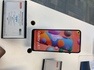 Samsung A11 free for Sale in Texas City, TX