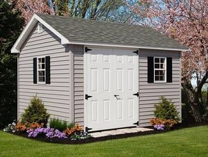 8 x 12 Vinyl Shed for Sale in South Attleboro, MA