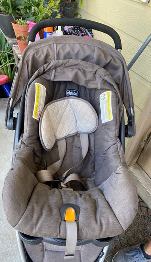 Chicco stroller and car seat for Sale in Austin, TX