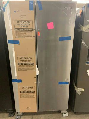 New Whirlpool Refrigerator On Sale 1yr Factory Warranty for Sale in Gilbert, AZ