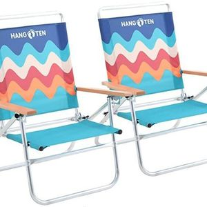 (2-Pack) Lightweight Backpack Beach Chair Portable Arm Chairs, Supports 250 LBS for Sale in Philadelphia, PA