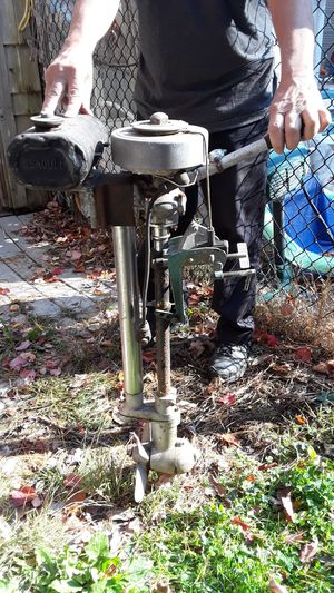 Boat motor / Parts Only for Sale in Quincy, MA