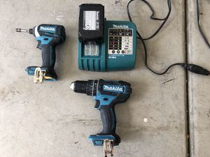 Makita Brushless Drill and Hammer Drill for Sale in Phoenix, AZ