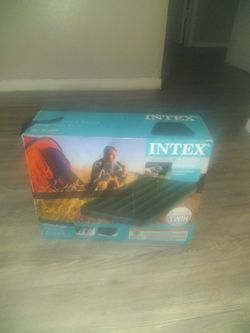 Intex twin air mattress for Sale in Midwest City,  OK