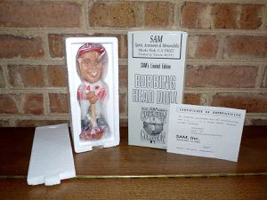 """Brand New"" 1994 SAM COOPERSTOWN COLLECTION TONY PEREZ BOBBLE HEAD for Sale in Elmhurst, IL"