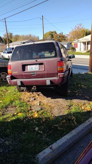 Jepp Cherokee for Sale in Wenatchee, WA