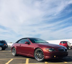 2004 BMW 645ci Low Miles for Sale in Tempe, AZ