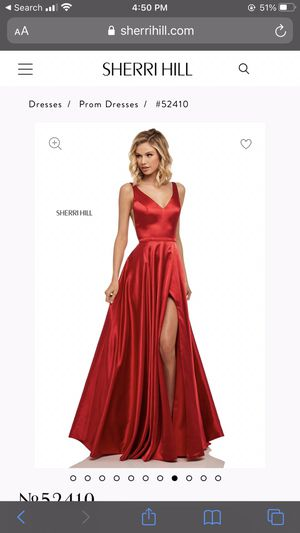 Sherri Hill Prom / Homecoming Dress for Sale in Dallas, GA