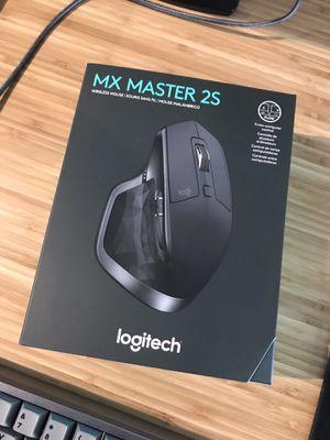 Logitech MX Master 2S Graphite Gray New for Sale in Austin, TX
