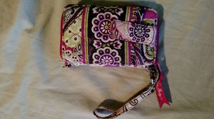 Vera bradley phone case and wallet for Sale in Pittsburgh, PA