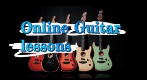 Online Guitar lessons for Sale in Chino, CA
