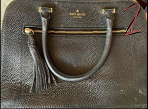 Kate Spade black with wallet for Sale in Temecula, CA