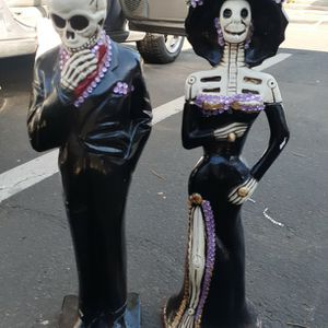 Day Of The Dead Statues for Sale in San Bernardino, CA
