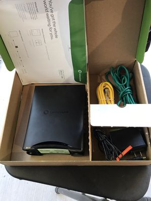 CenturyLink Modem Router C1100T w/ WiFi for Sale in Chandler, AZ